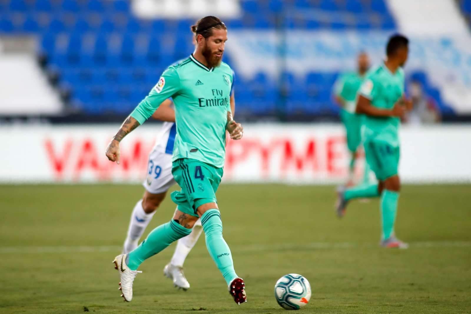 Рамос может продлить контракт с «Реалом»