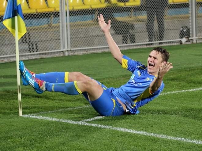 Россия ушла от поражения в поединке с Бельгией, уступая по ходу матча 1:3