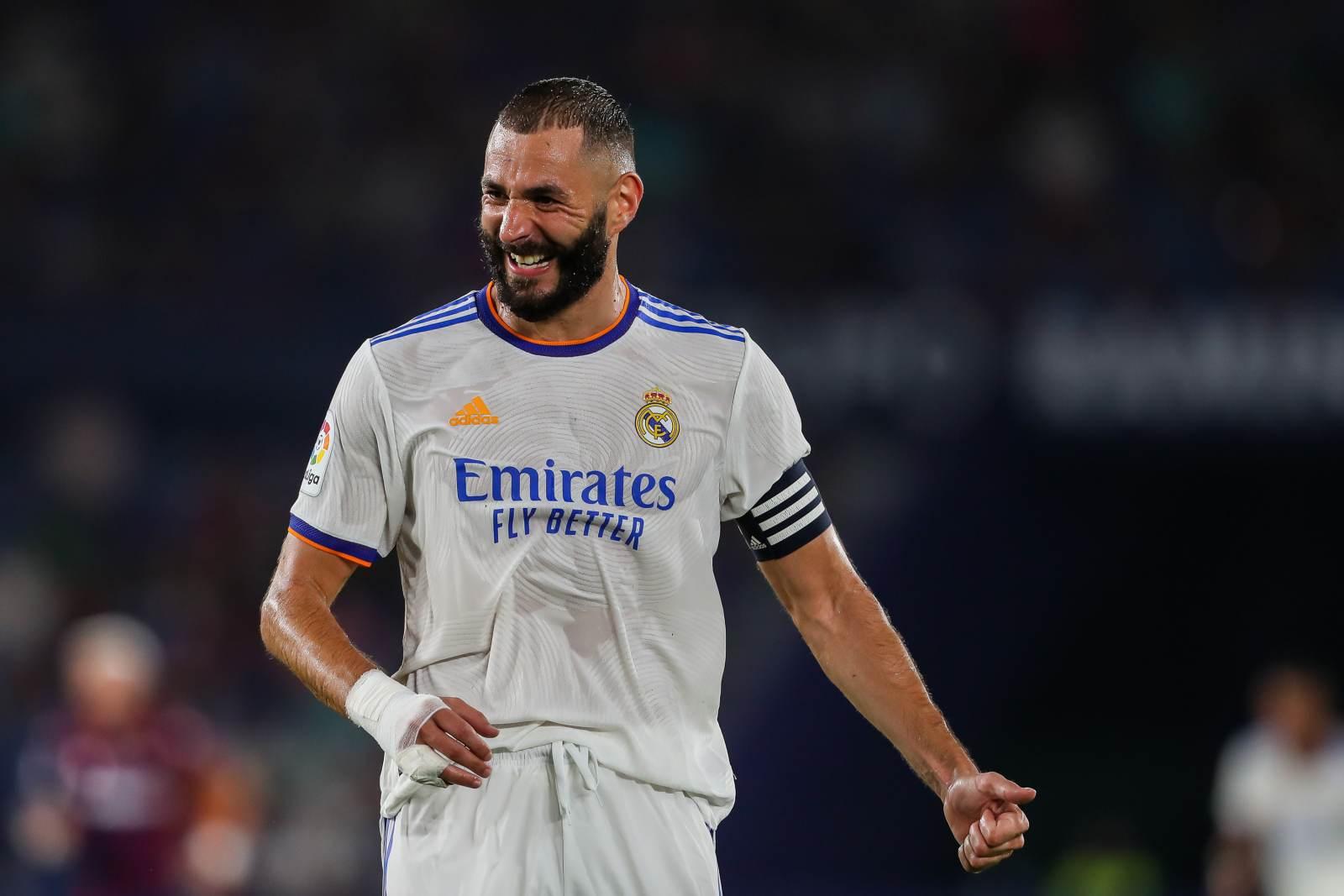 «Реал» в концовке матча с «Валенсией» превратил поражение в победу