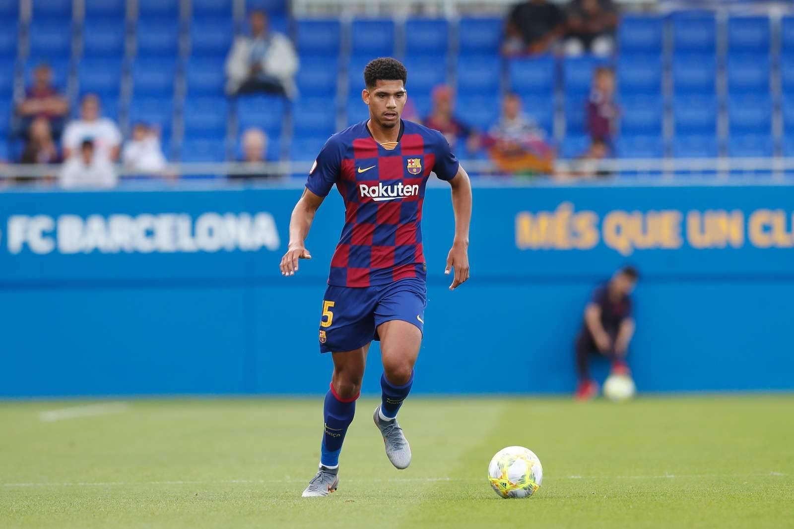 «Барселона» рассказала о травме Араухо