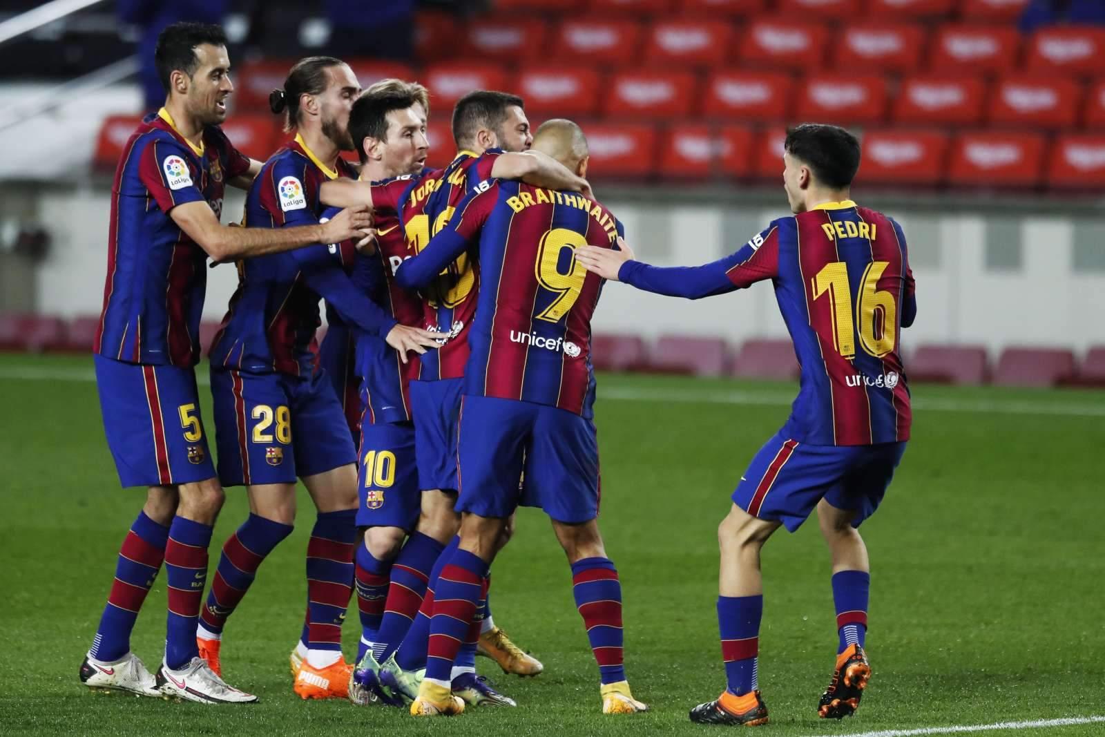 «Реал Сосьедад» - «Барселона» - 1:1, пен. 2:3 (закончен)
