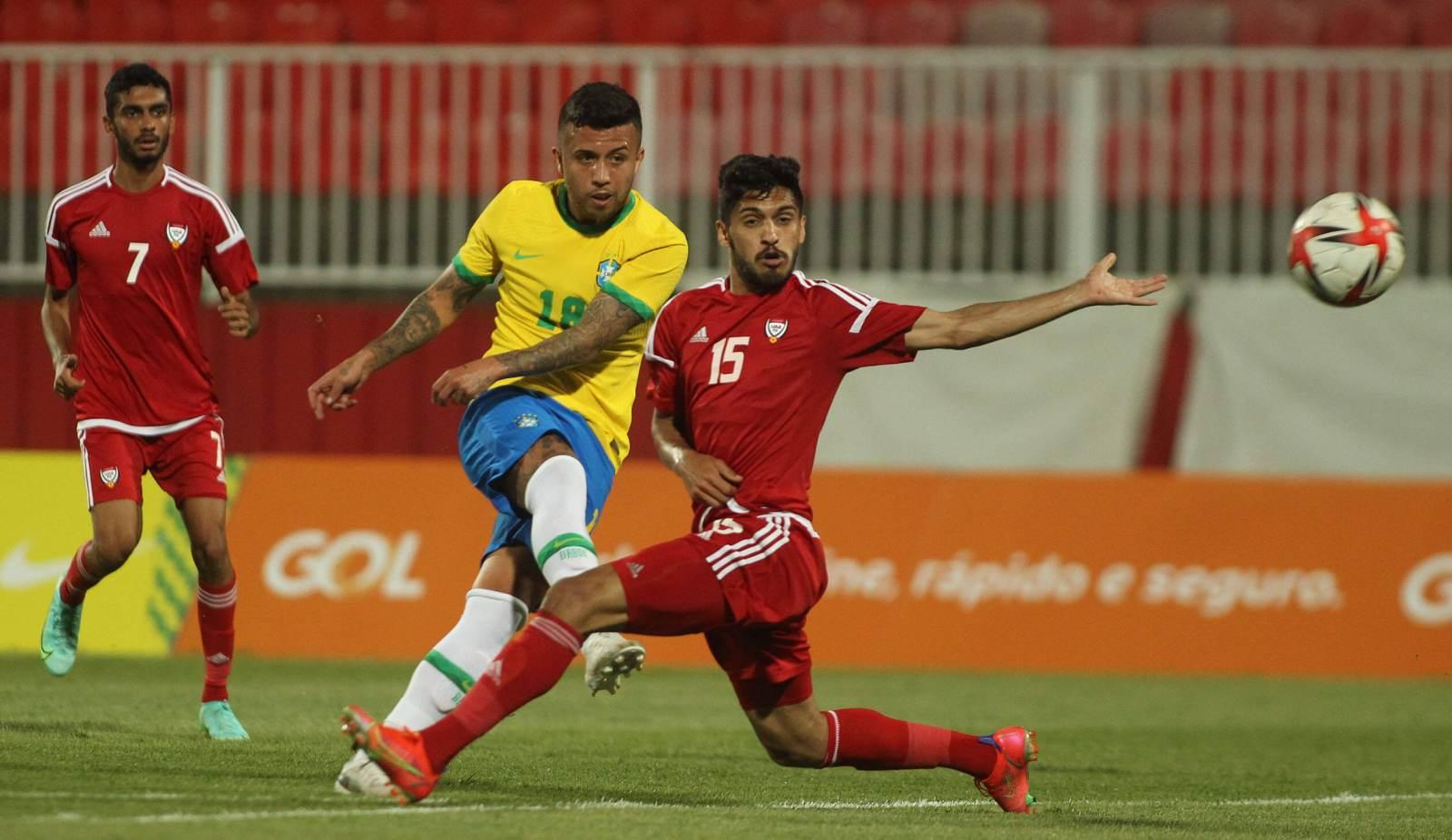«Сассуоло» подпишет полузащитника олимпийской сборной Бразилии