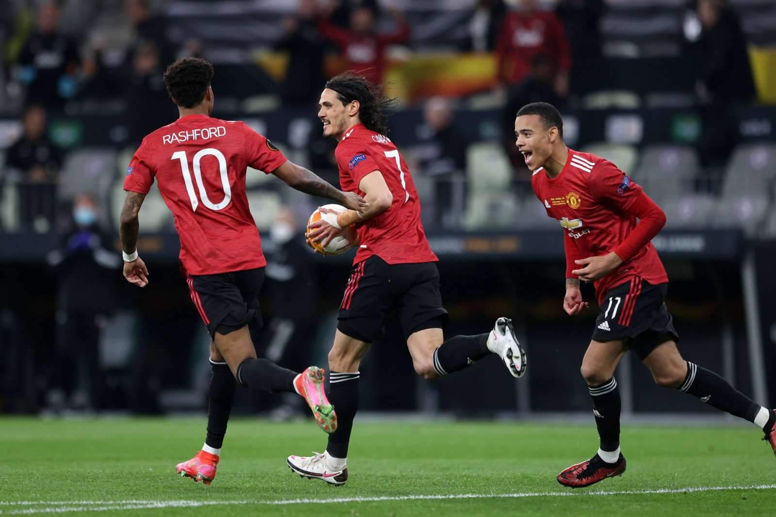 «Манчестер Юнайтед» - «Вильярреал» - 2:1 (закончен)