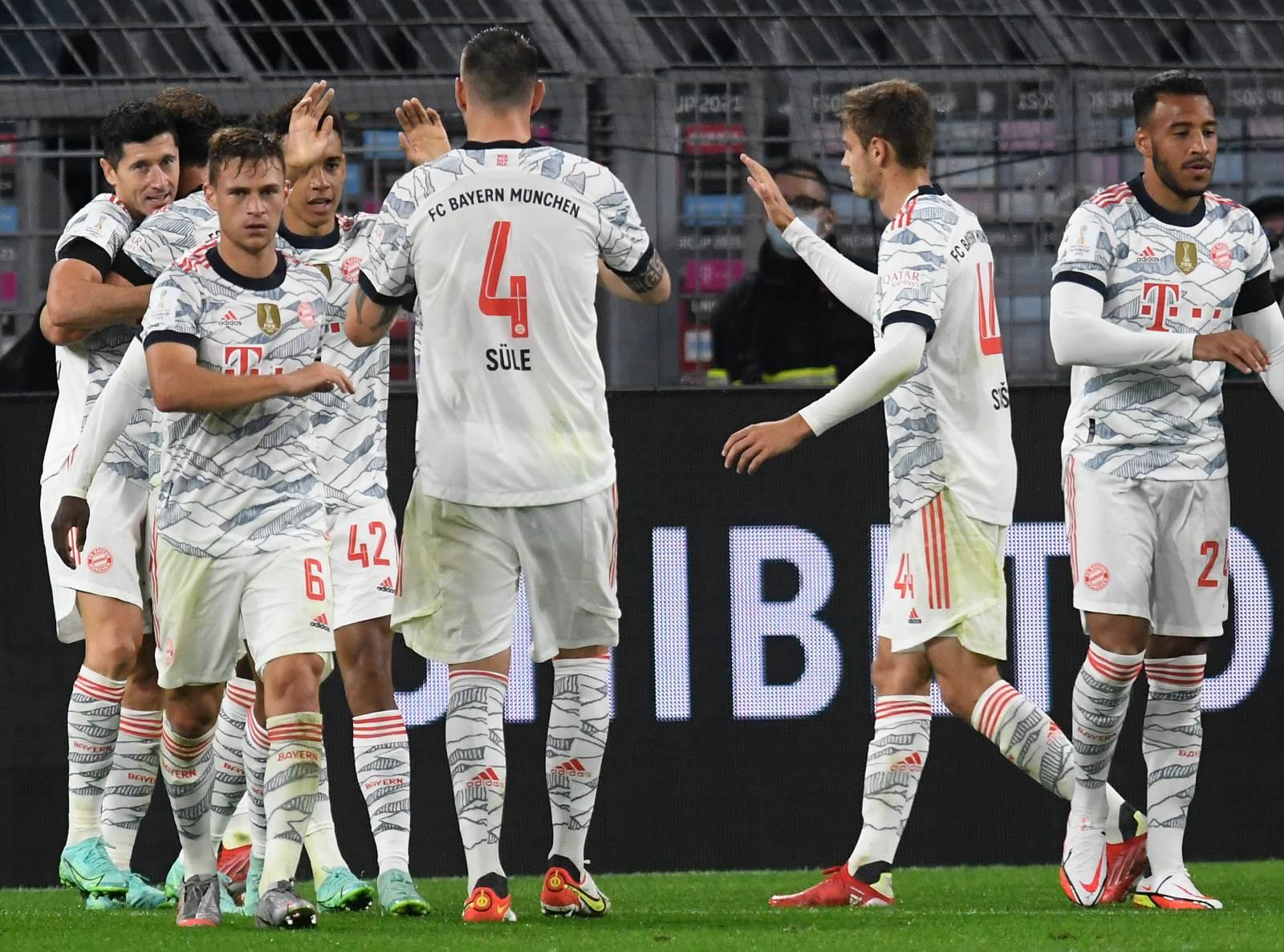 «Бремер» - «Бавария»: прогноз и ставка на матч Кубка Германии - 25 августа 2021