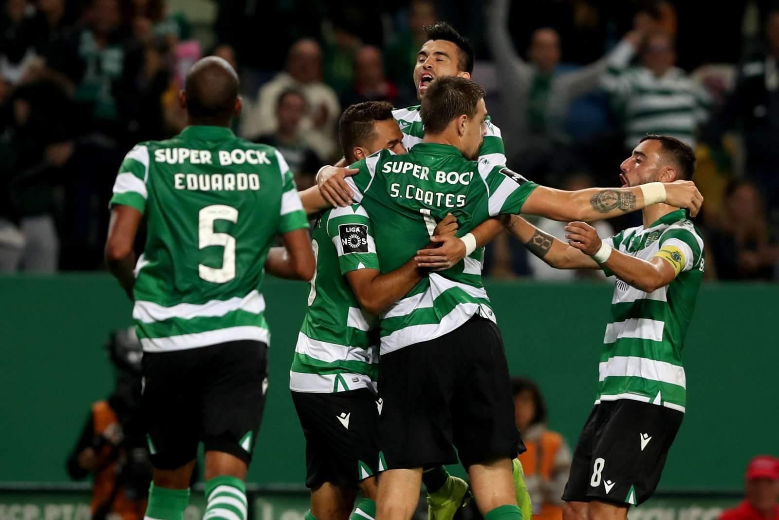 «Спортинг» выиграл чемпионат Португалии