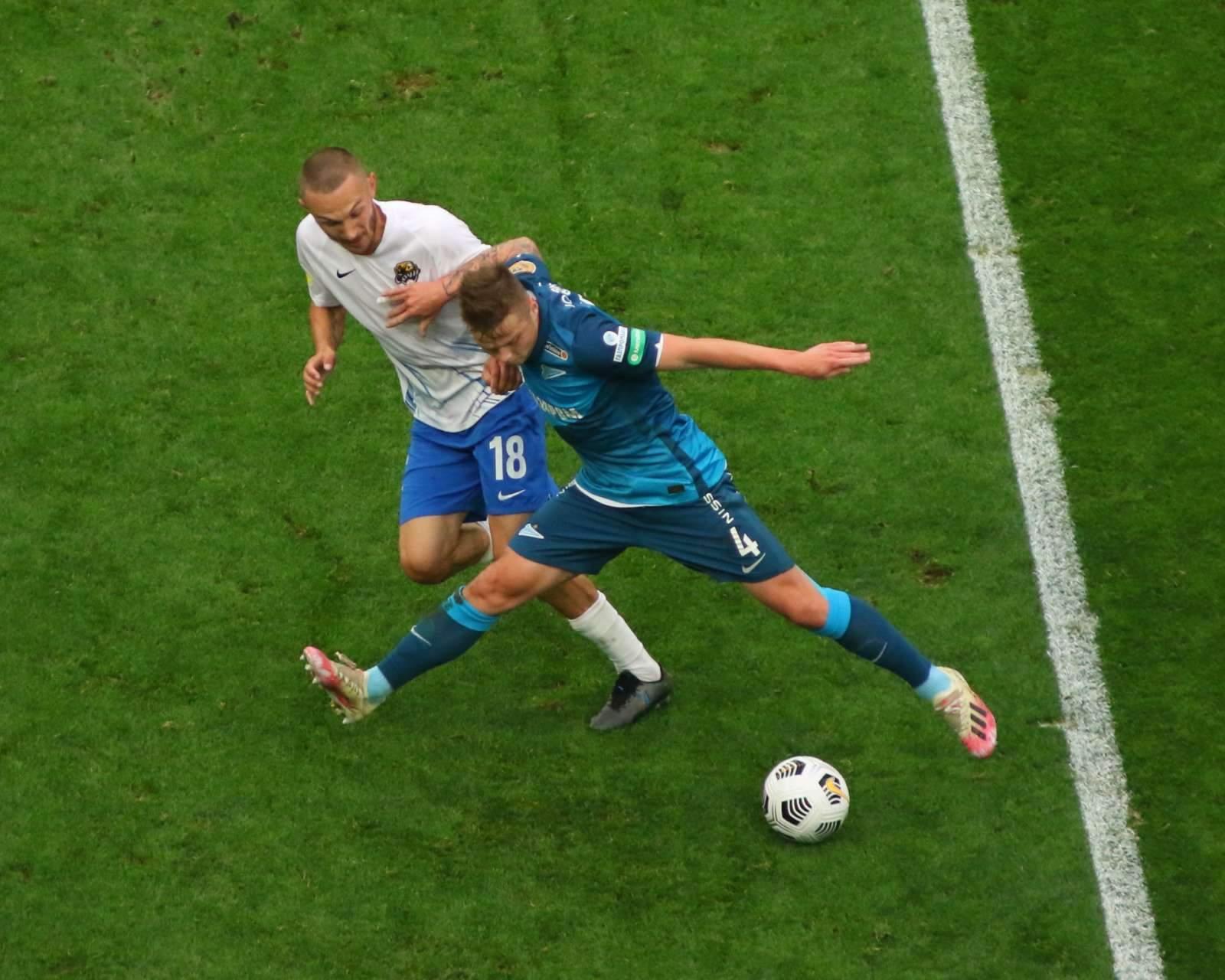 Бурмистров сравнял счёт в матче с ЦСКА, «Сочи» вовсе едва не повёл - видео