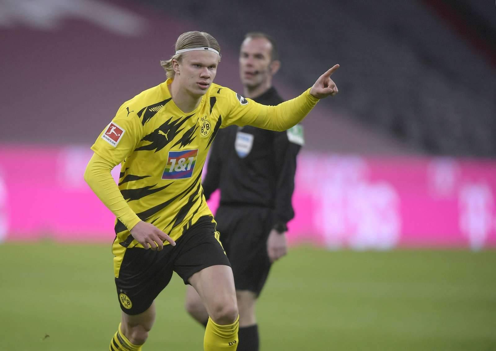 Холанн развил рекордную скорость в сезоне Бундеслиги