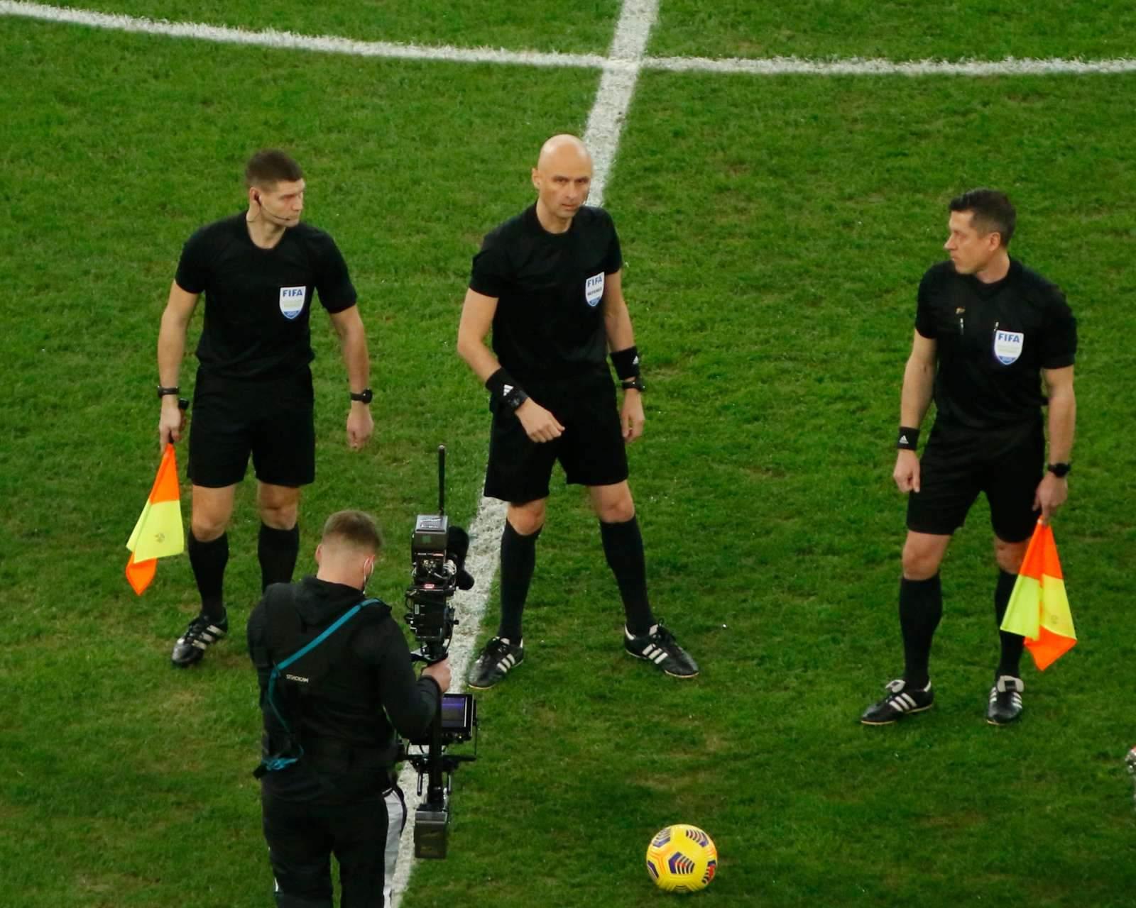 Карасёв обслужит матч Германия - Северная Македония