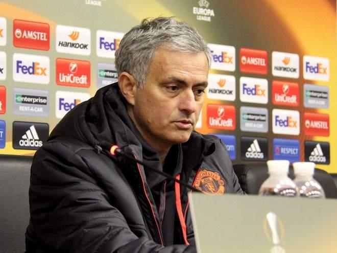 """Моуринью: """"Погба - не единственная проблема """"Манчестер Юнайтед"""""""