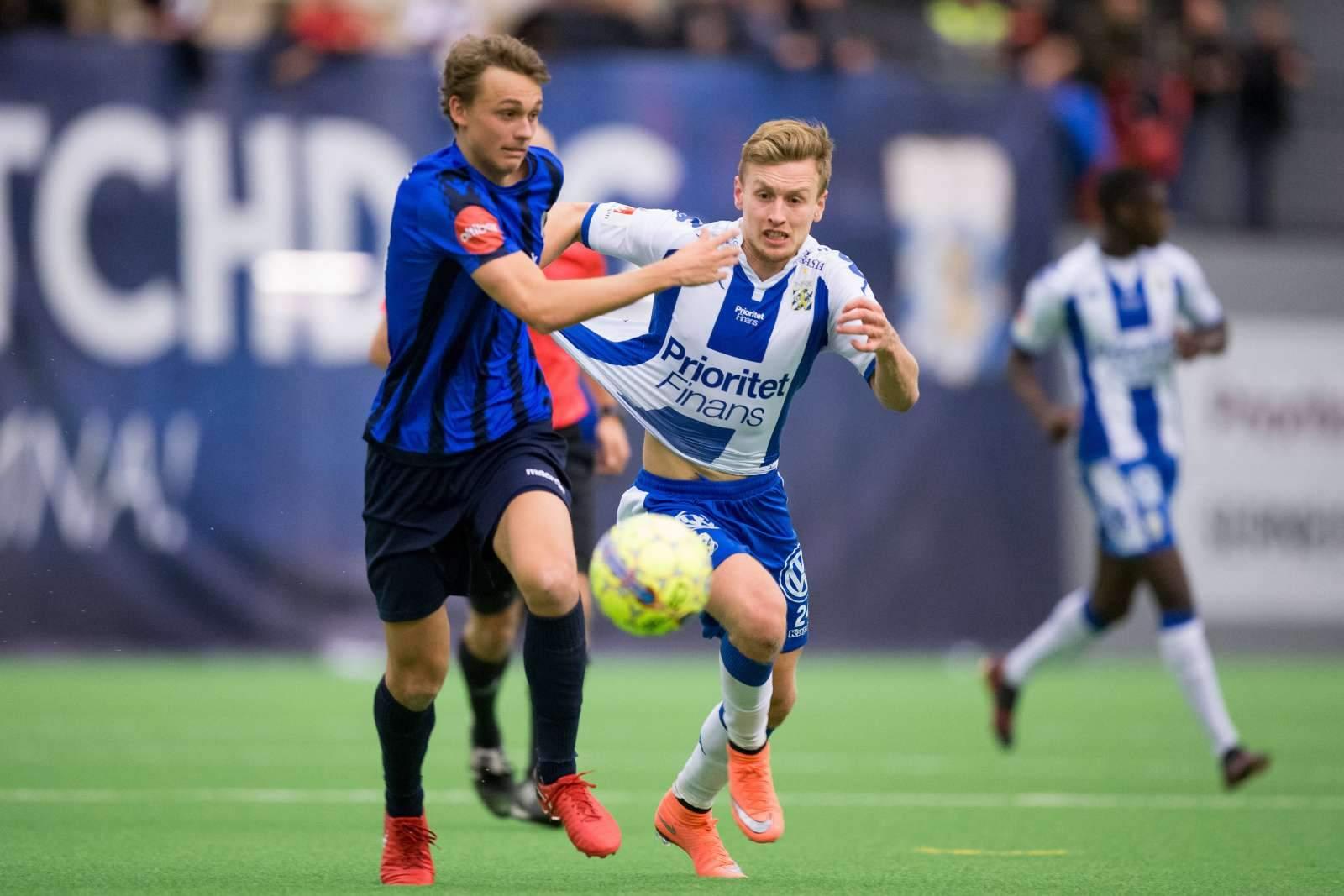 Защитник «Стрёмсгодсета» Микельсон: «У Бохинена голова соображает так же быстро, как двигаются ноги»