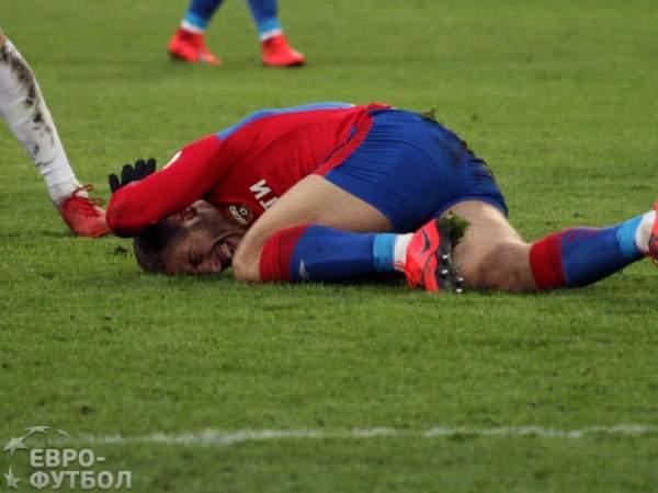 Влашич рассказал о степени серьёзности травмы