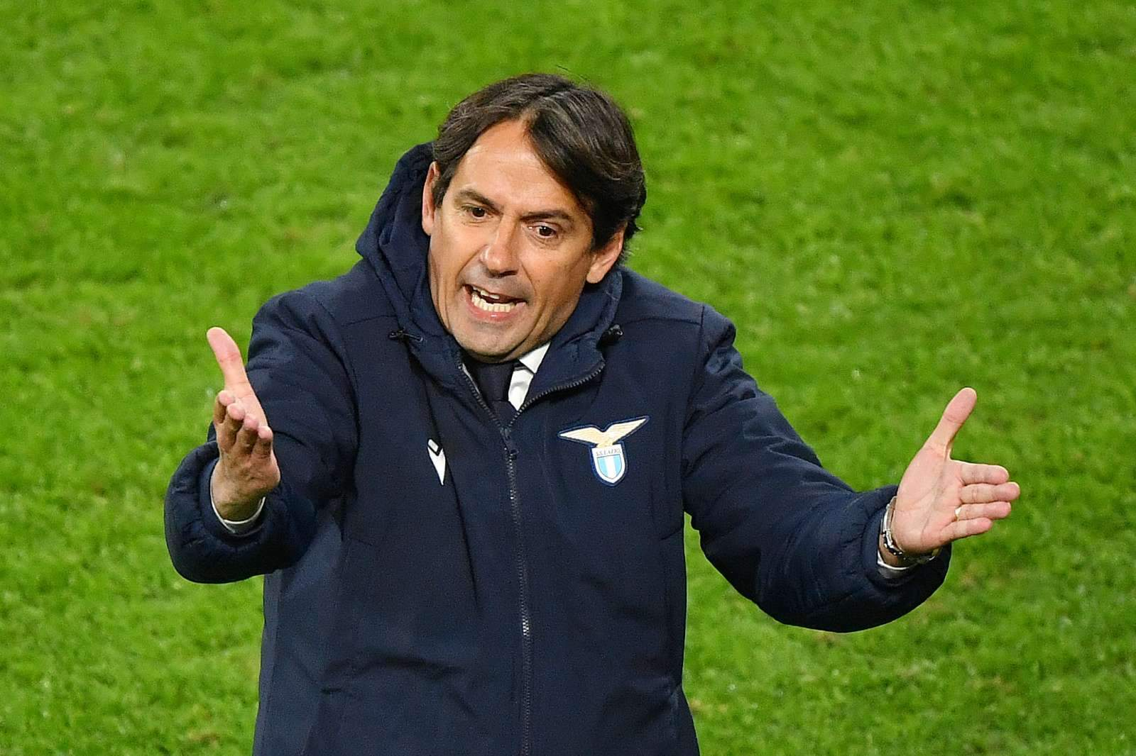 Симоне Индзаги: «Лацио» добился своей цели в Лиге чемпионов»