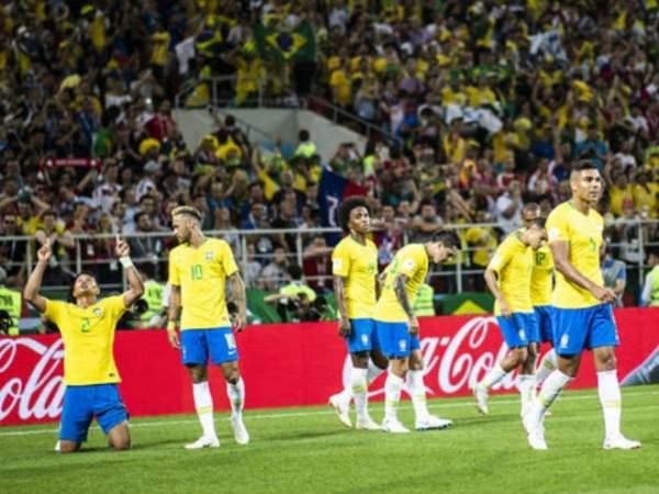Бразилия впервые за 12 лет вышла в финал Кубка Америки