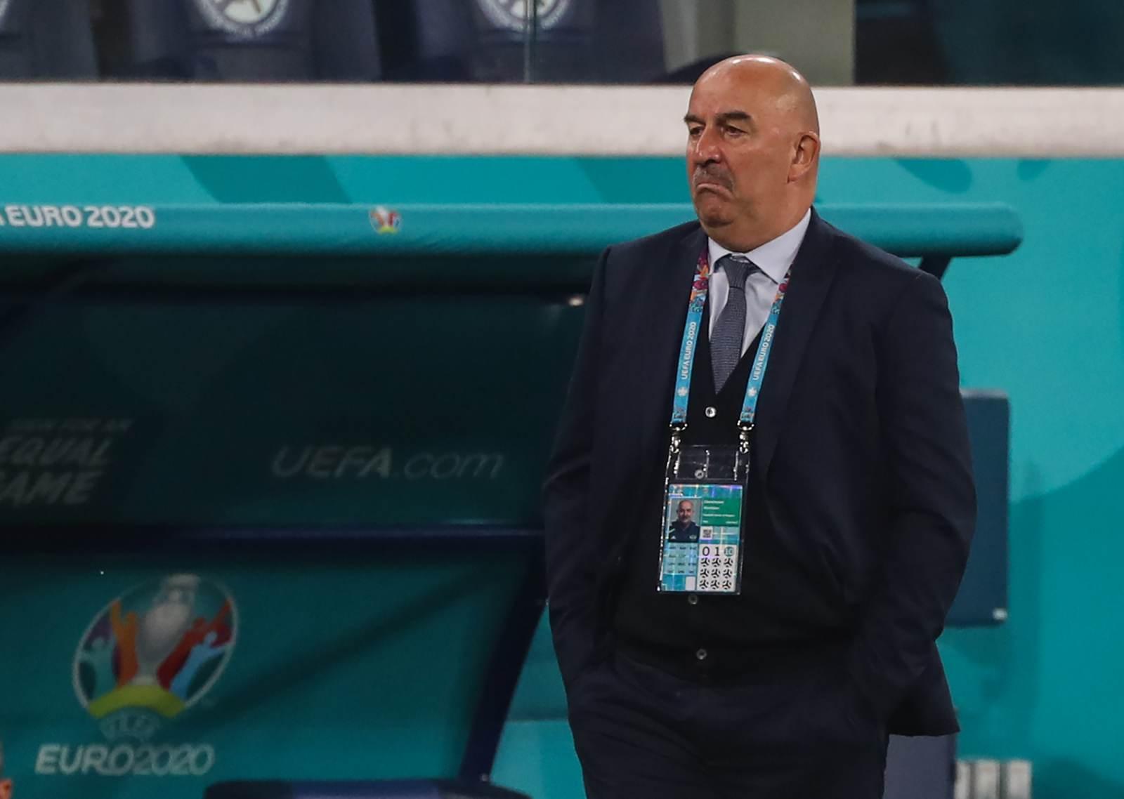 Черчесов назвал причину провала сборной России на Евро-2020