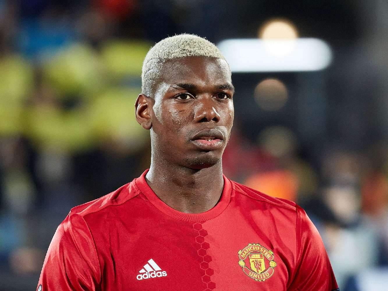 Погба, переболевший коронавирусом, вернулся к тренировкам с «Манчестер Юнайтед»