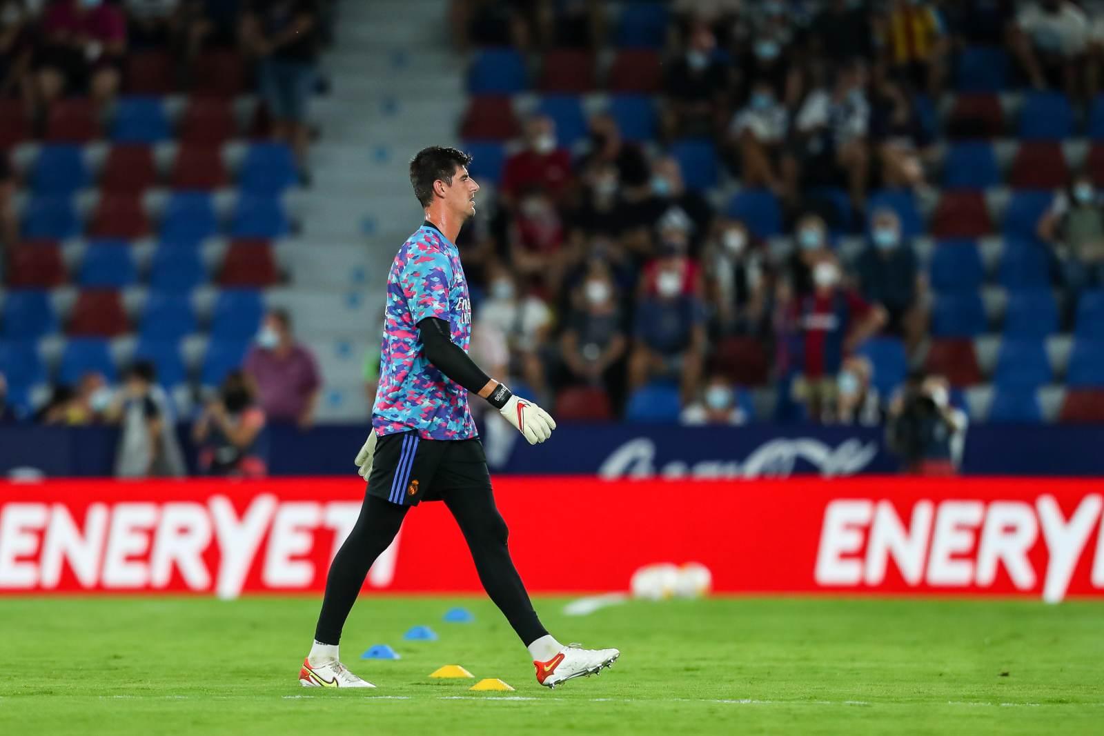Куртуа: «Матч за третье место в Лиге наций провели ради того, чтобы УЕФА заработал»