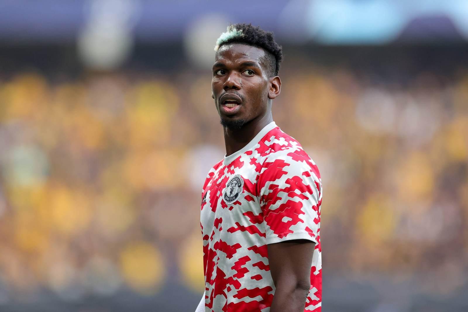 «Манчестер Юнайтед» нашёл замену Погба в Бундеслиге