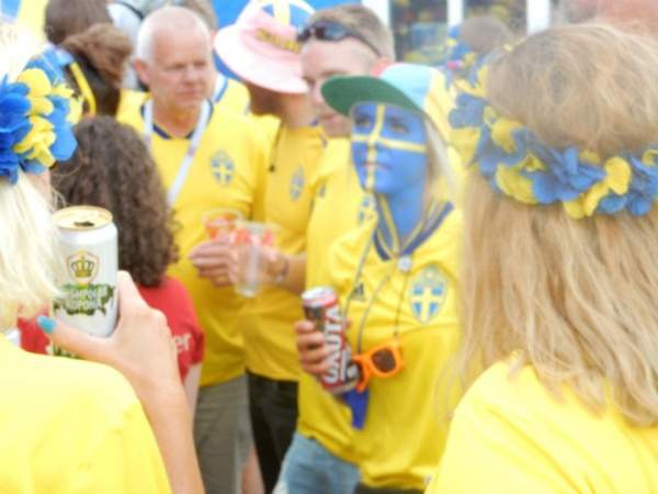 Женская сборная Швеции выбила из чемпионата мира команду Канады