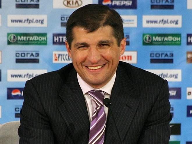 Тетрадзе: «Раз греки оказываются сильнее, значит, в нашем футболе надо что-то менять»