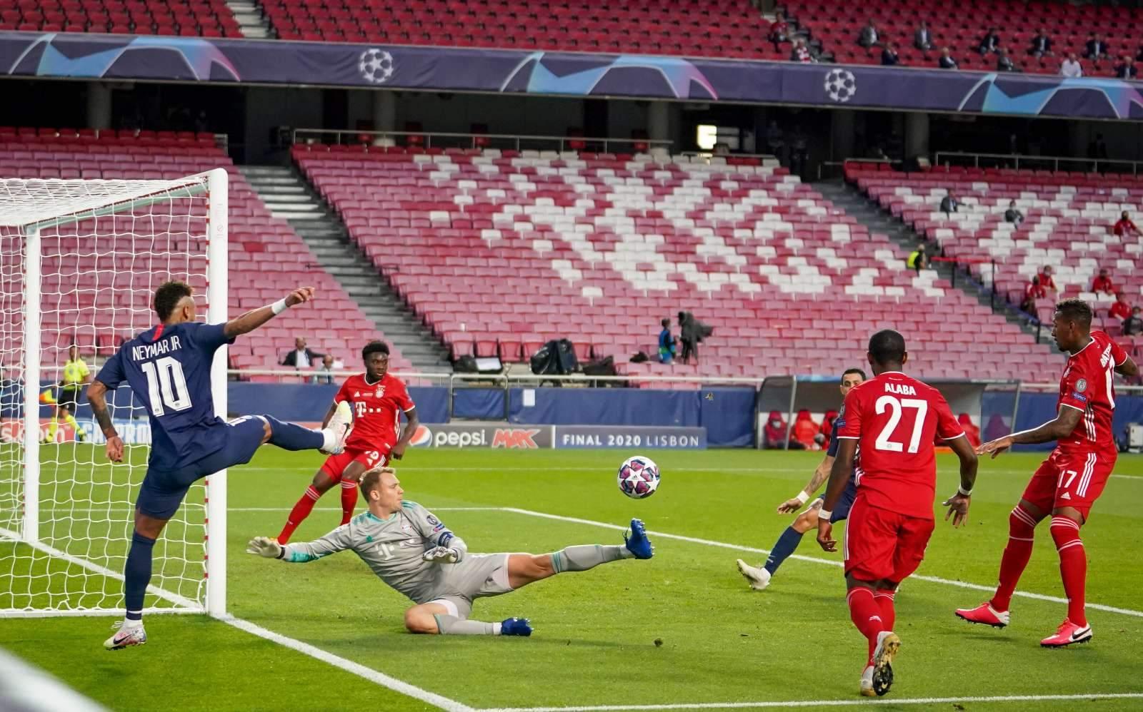 «Боруссия» Мёнхенгладбах - «Бавария» - 3:2 (закончен)