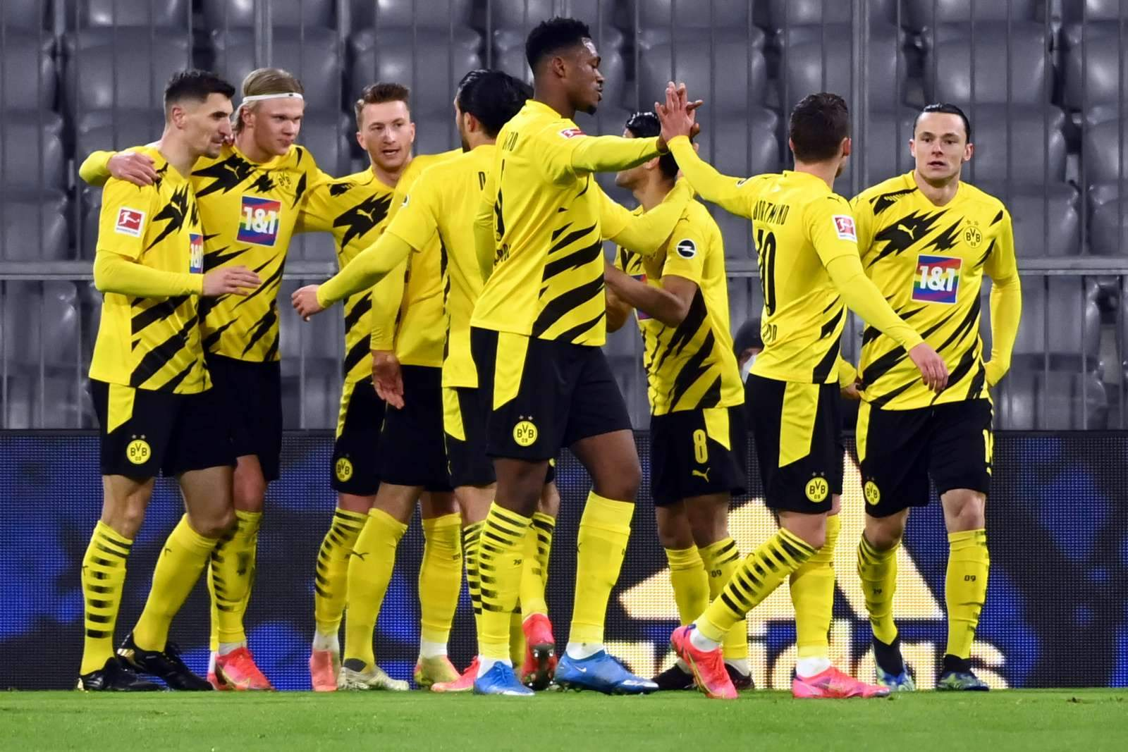 Дортмундская «Боруссия» проиграла ключевой матч дома и другие результаты Бундеслиги