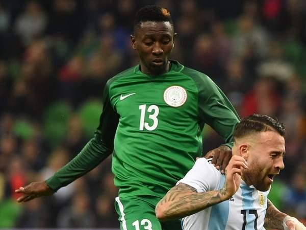 Хавбек «Лестера» Ндиди признан игроком года в Нигерии