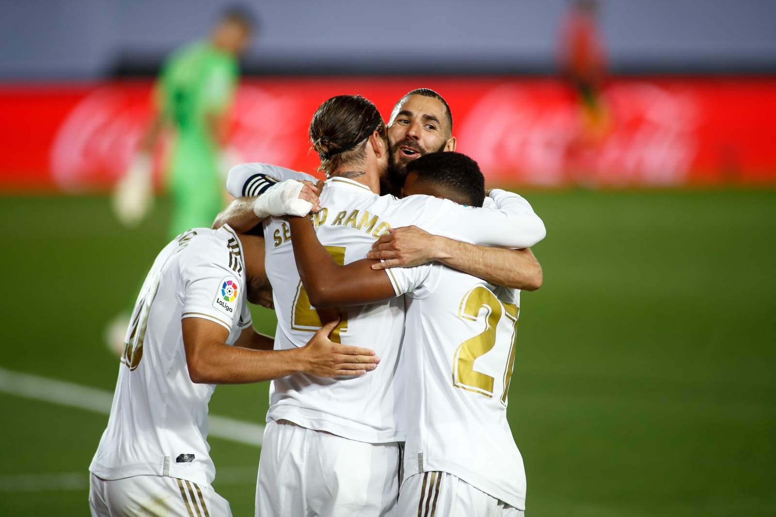 «Реал» - «Эльче» - 2:1 (завершён)
