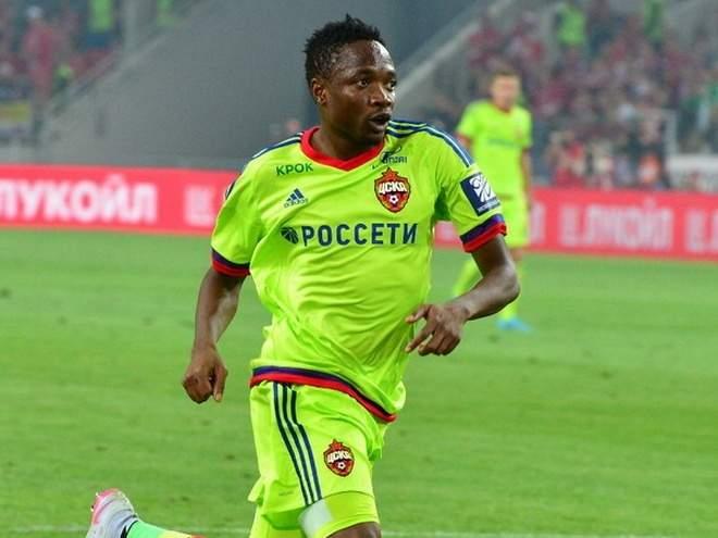 Муса - лучший игрок года в Нигерии