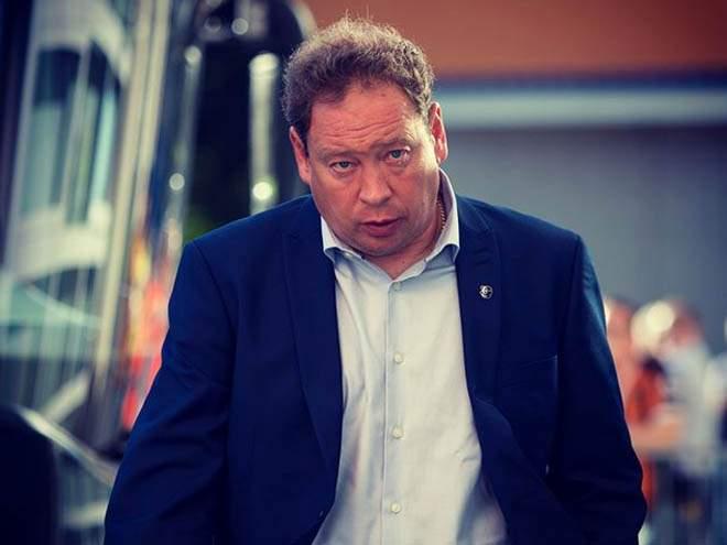 Слуцкого дисквалифицировали за критику арбитра