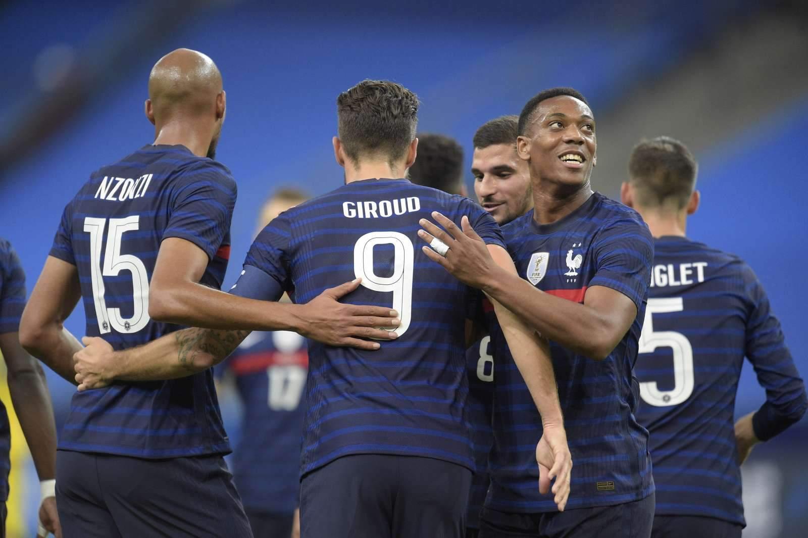 Казахстан – Франция - 0:2 (закончен)