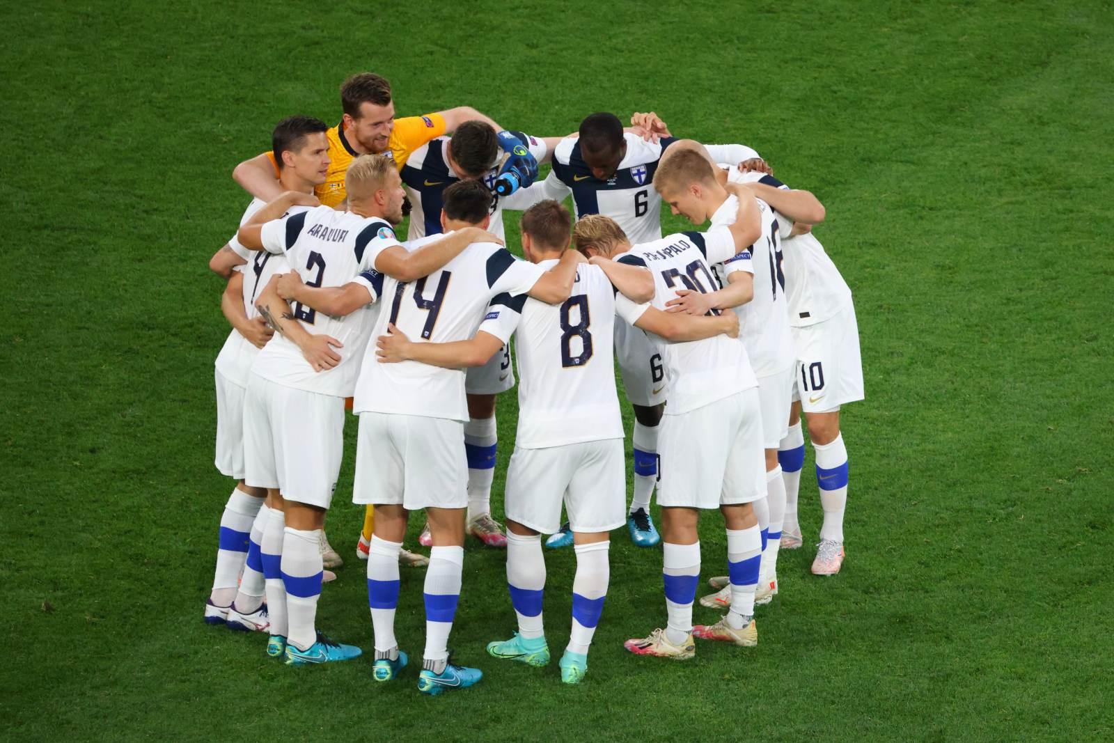 Финляндия обыграла Казахстан и обошла Украину