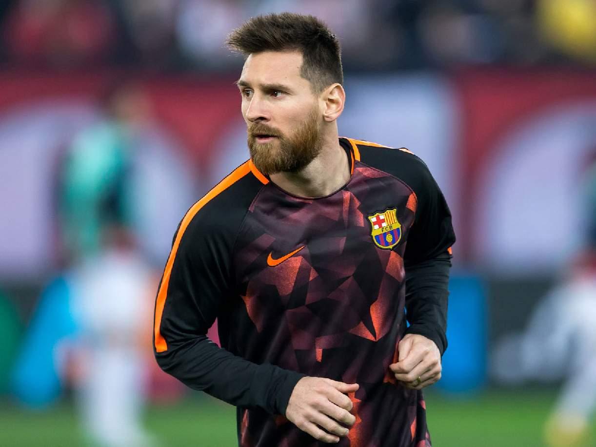 Месси не тренировался в общей группе «Барселоны»