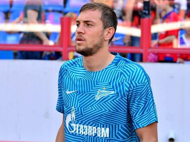 Дзюба догнал Халка по голам за «Зенит»