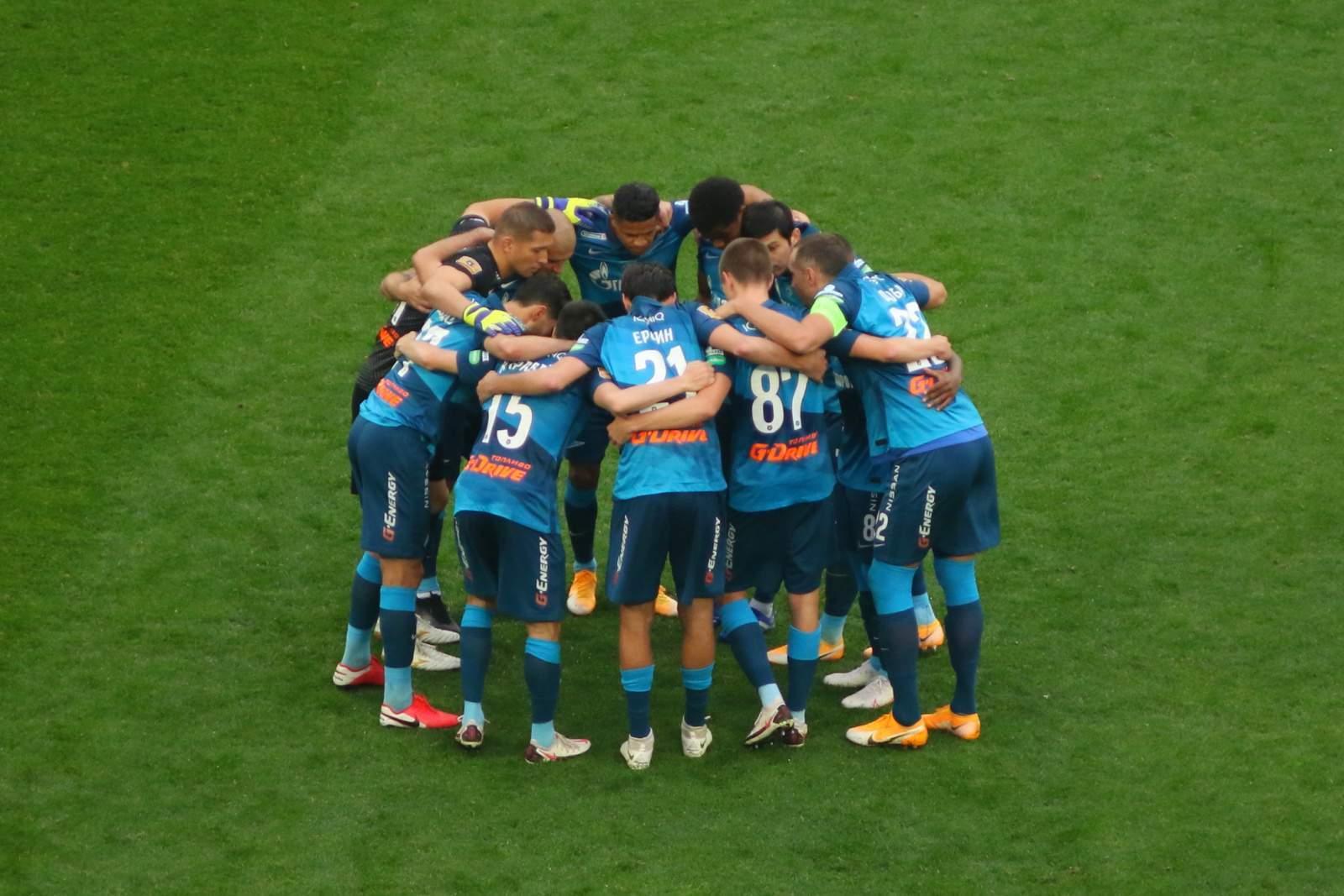 Zenit Borussiya Dortmund 1 2 Zakonchen