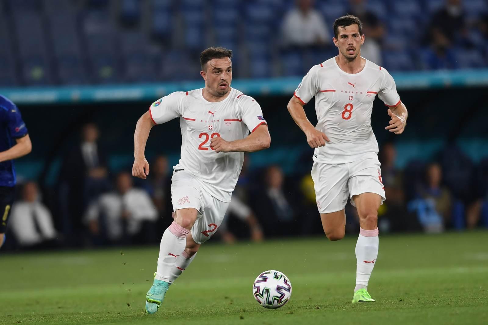 Хет-трик есть, а плей-офф пока нет: Швейцария разобралась с Турцией, но осталась на третьем месте
