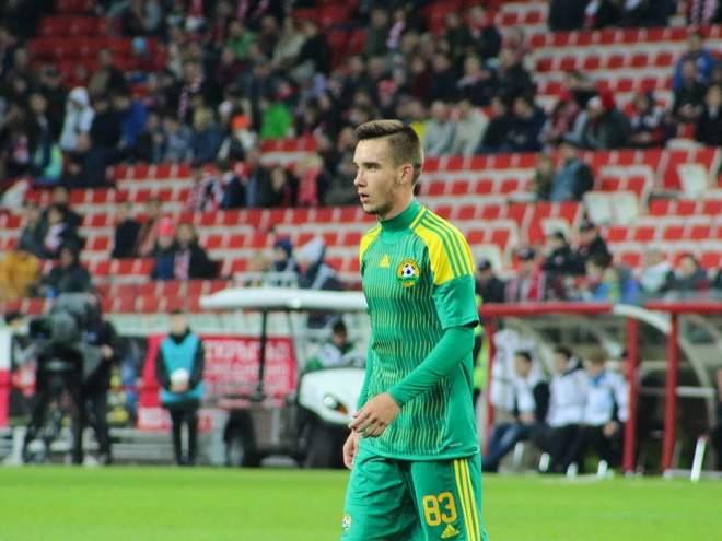 """Майрович: """"Никак не удавалось забить, сегодня удача была на моей стороне"""""""