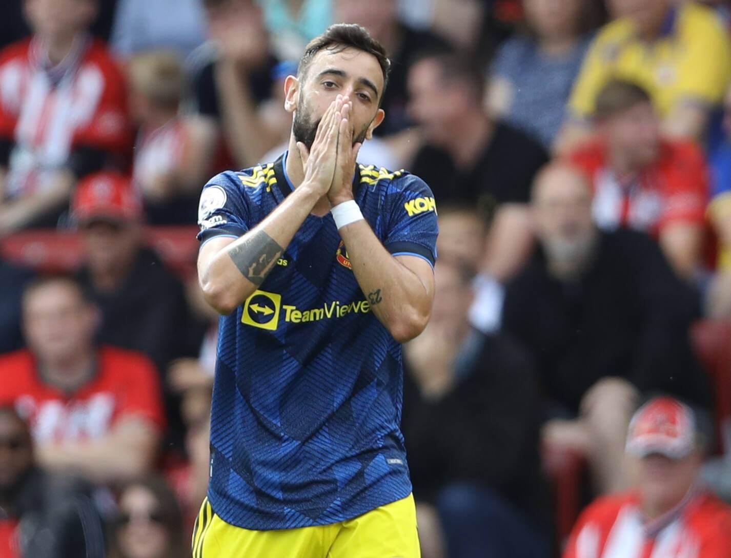 Бруну Фернандеш обратился к фанатам «Манчестер Юнайтед»
