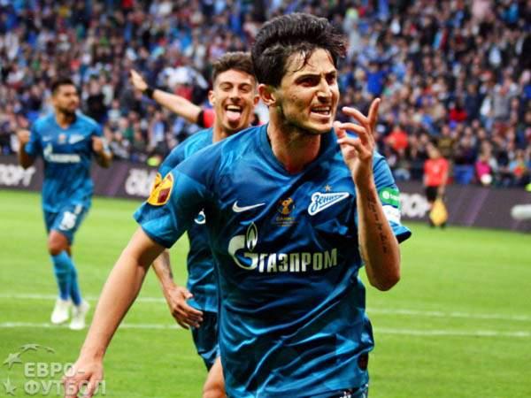 Азмун забил второй по быстроте гол в истории РПЛ