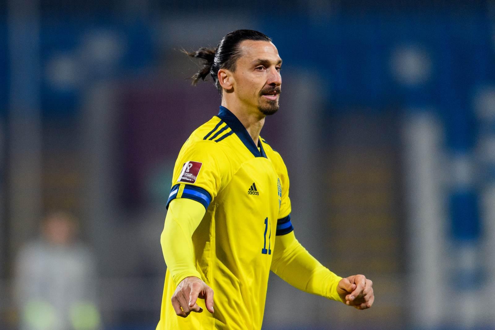 Ибрагимовича вызвали в состав сборной Швеции на октябрьские матчи отбора ЧМ-2022