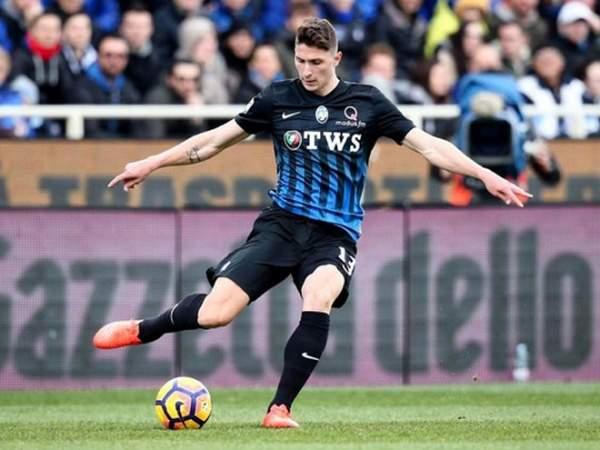 Защитник «Милана» Кальдара отправился в «Аталанту»