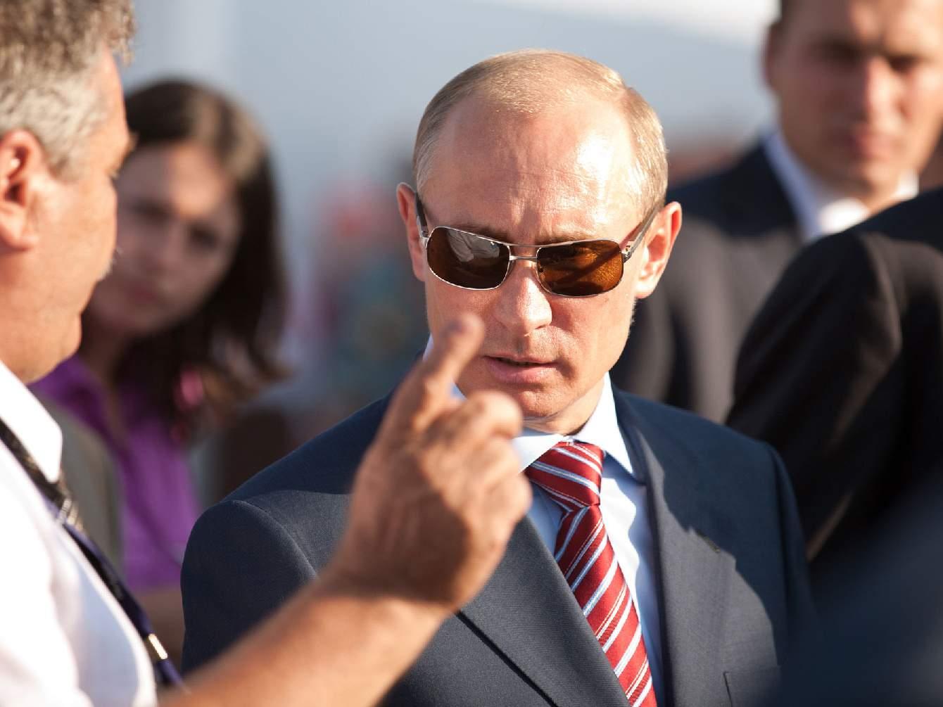 Фигу поделился мнением о Путине