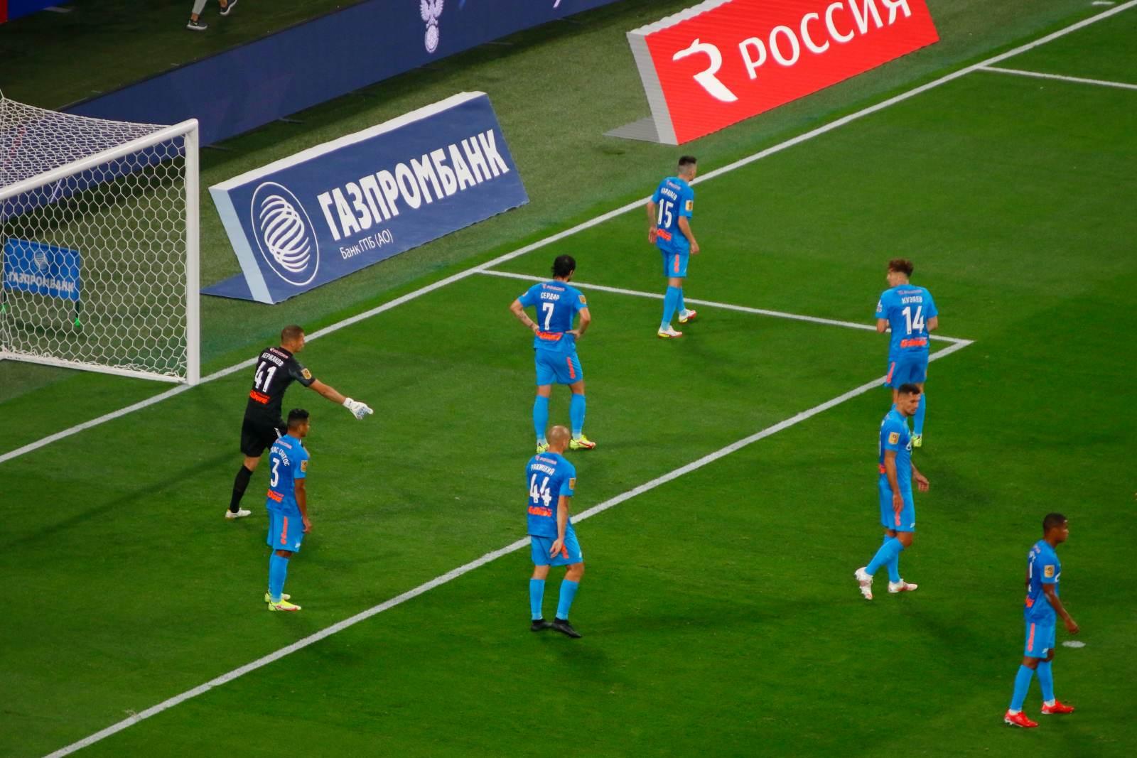 Лепëхин: «Надеюсь, что в матче с «Ювентусом» игра «Зенита» тоже будет достойной»