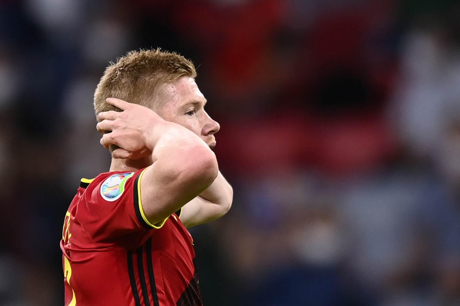 Де Брёйне: «Мы «всего лишь» Бельгия, у Италии и Франции по 22 топ-игрока»