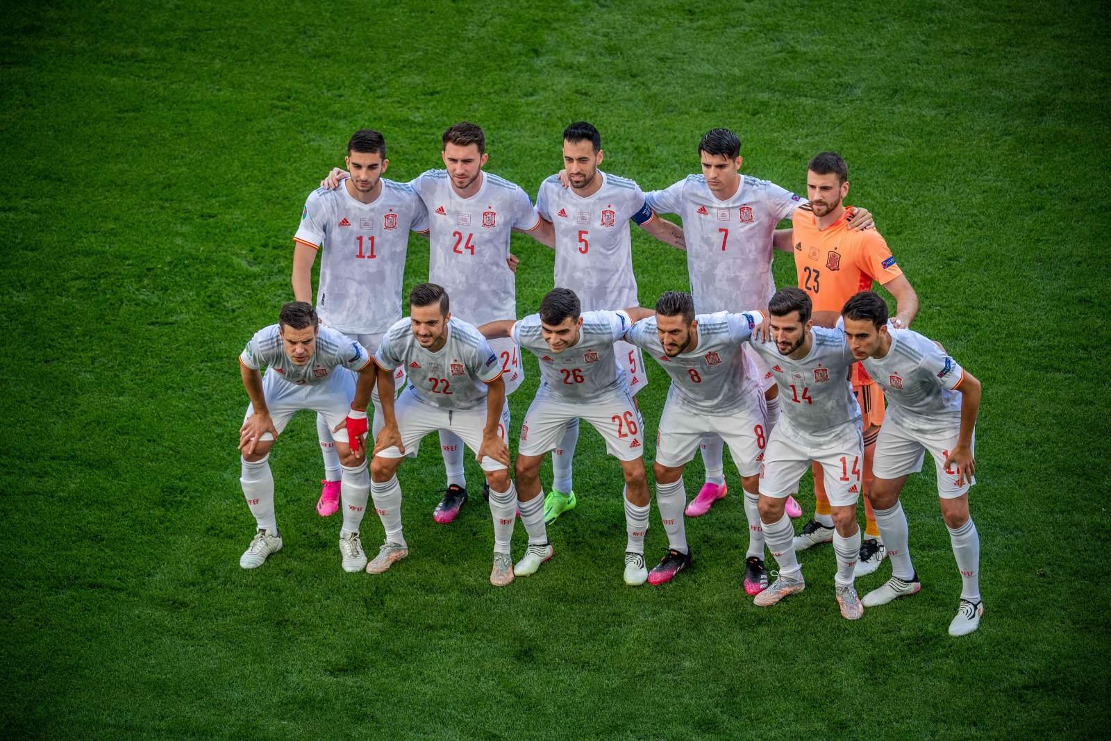 Маркос Сенна: «С каждым матчем сборная Испании играет всё лучше»