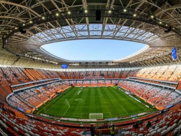 Саранск претендует на проведение финала Кубка России