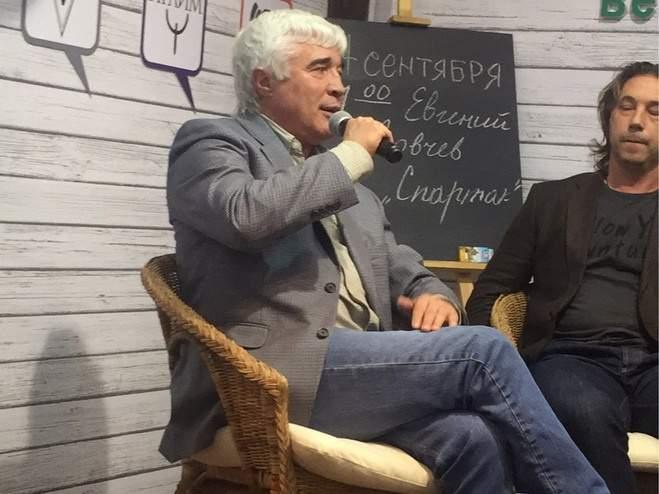 Ловчев: «Я восхищён, что «Спартак» стал чемпионом с Каррерой»