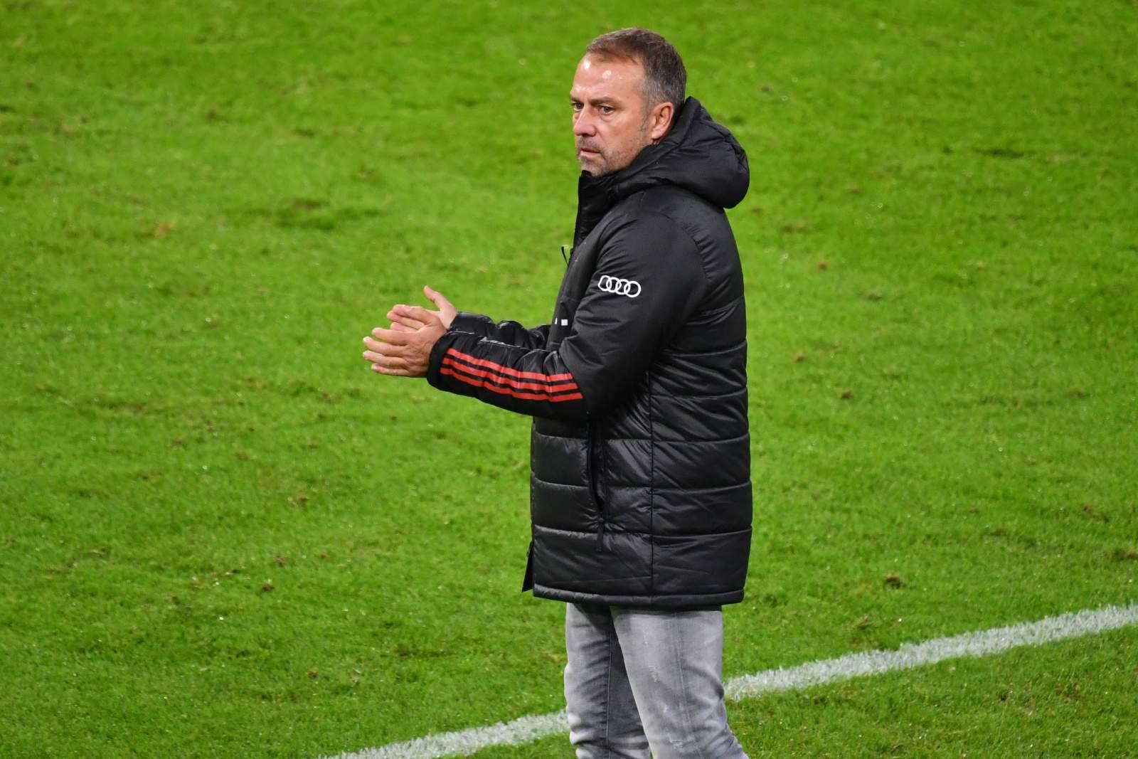 В Германии назвали причину скорого ухода Флика из «Баварии»