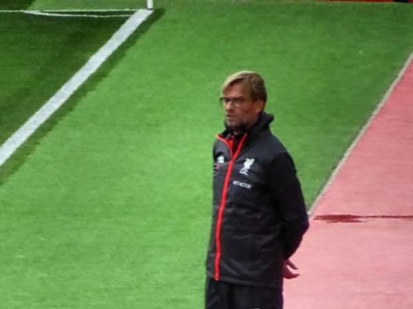 Клопп: «Моментами «Манчестер Юнайтед» играл в футбол, но не слишком часто»
