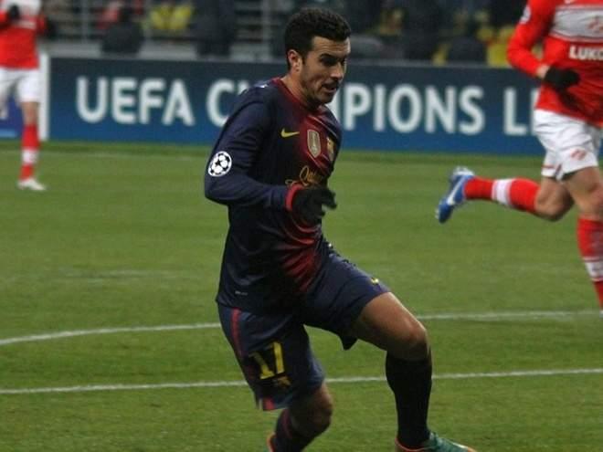Педро: «Если меня позовут в «Барселону», я брошу всё»