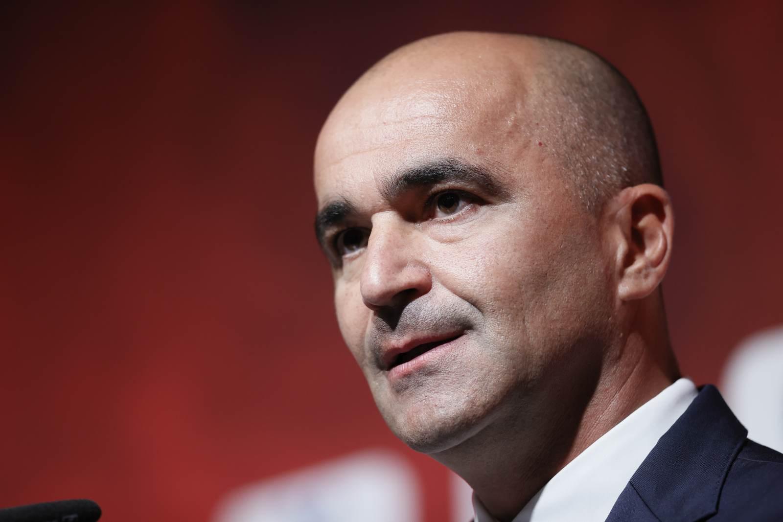 Мартинес: «В матче с Чехией мы играли быстро и умно»